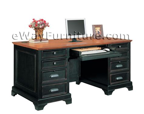 executive desk for home office cape cod executive home office desk