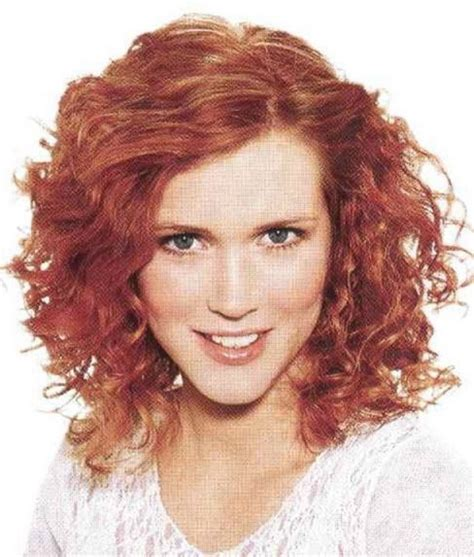 curly hairstyles oval face shape curly hairstyles for oval faces