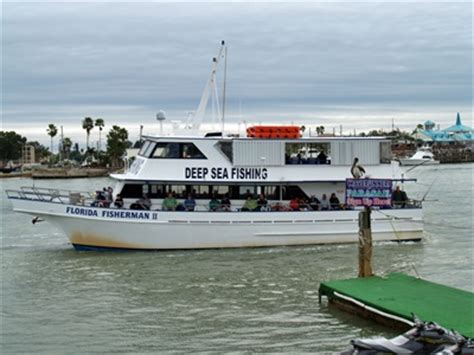 charter boat fishing johns pass johns pass boardwalk and village a great day trip from