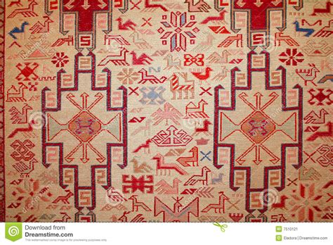 turkish rug patterns turkish carpet with pattern stock image image 7510121