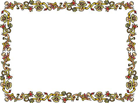 free picture templates free picture border templates cliparts co