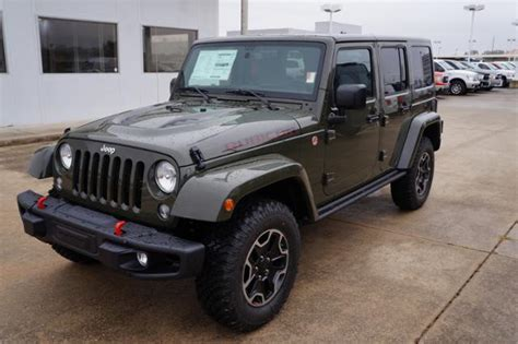 Jeep Wrangler Unlimited Incentives Max Tow Package 2015 Jeep Wrangler Autos Post