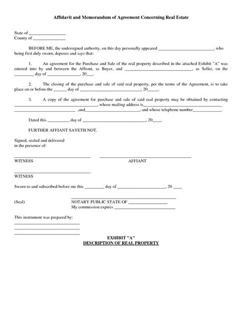 real estate purchase agreement template free agreement to purchase real estate form free free