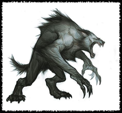 awesome+werewolf+art - Google Search | Big Bad Wolves ... Awesome Pictures Of Werewolves