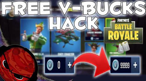 fortnite vbucks hack free v bucks hack fortnite battle royale rant