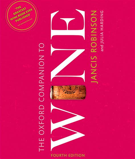 Pdf Oxford Companion Wine Companions by Punch A Look At Fall 2015 S Best Drink Books