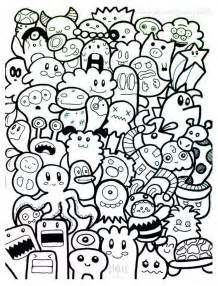 doodle coloring pages 25 best ideas about doodle on creative