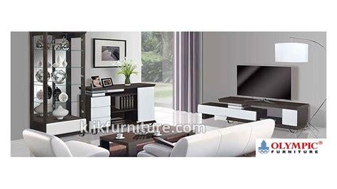 Lemari Tv Kaca Olympic dch0113698 lemari hias kaca olympic new