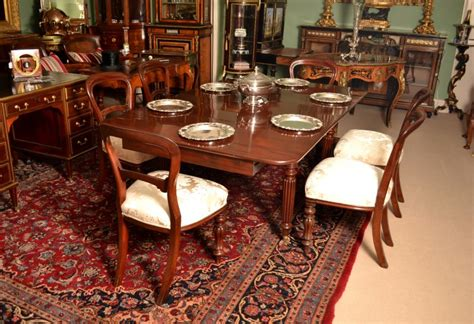 Bookcases With Lights Regent Antiques Dining Tables And Chairs Table And