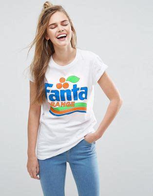 Dress Denim Fanta asos asos top with fanta print