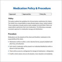 policy procedure manual template free best photos of policies and procedures manual template