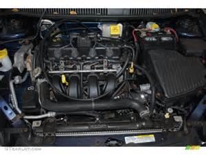 2005 Dodge Neon Engine 2005 Dodge Neon Se 2 0 Liter Sohc 16 Valve 4 Cylinder
