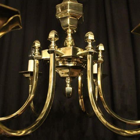 deco chandelier antiques atlas deco 6 light antique chandelier