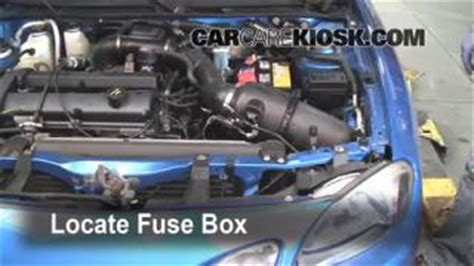 how do cars engines work 2002 ford zx2 security system interior fuse box location 1997 2003 ford escort 2002 ford escort zx2 2 0l 4 cyl