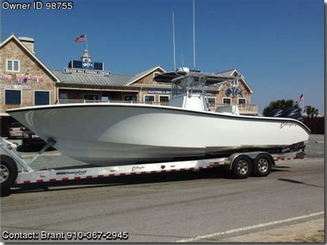 yellowfin boats for sale by owner 2014 yellowfin center console pontooncats