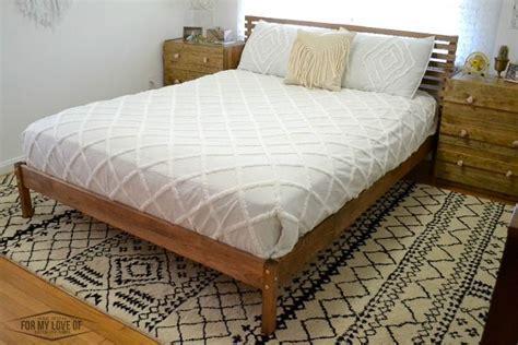 Wooden Bed Frame Queen Gumtree