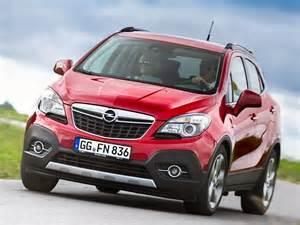 Opel Mokka 4x4 Opel Mokka Turbo 4x4 2012窶汝ス