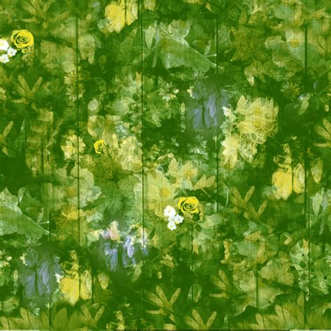 Floral In Green regents fresh floral wallpaper fresh green