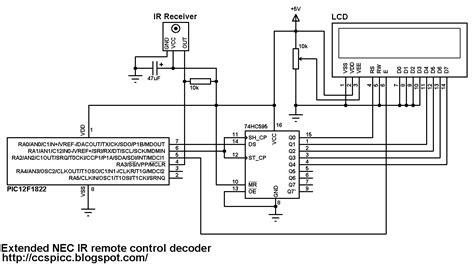 xantech ir receiver wiring diagram free wiring