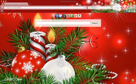 7 merry christmas eve chrome themes you can unwrap early