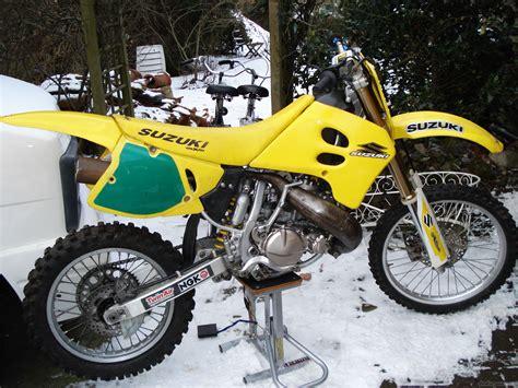 1995 Suzuki Rm250 Bikepics 1995 Suzuki Rm 250