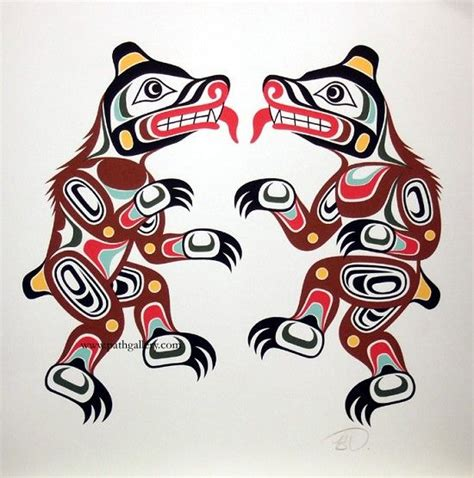 west coast native tattoo designs 17 best images about northwest coastal on