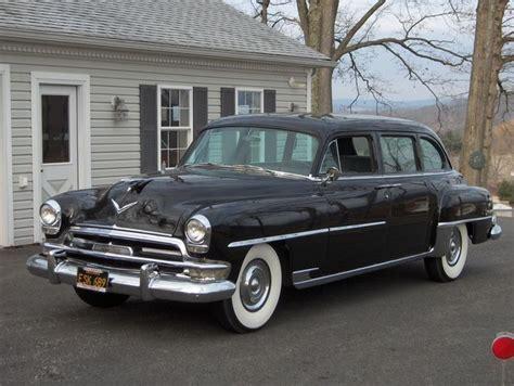 chrysler ramsey 1954 chrysler new yorker ramsey antique cars chrysler