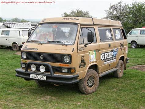 volkswagen westfalia 4x4 volkswagen t3 t25 vanagon vw galeria quot t3 syncro 4x4