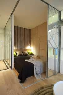 Bedroom Designs For Studio Apartments 25 Best Ideas About Studio Apartment Partition On
