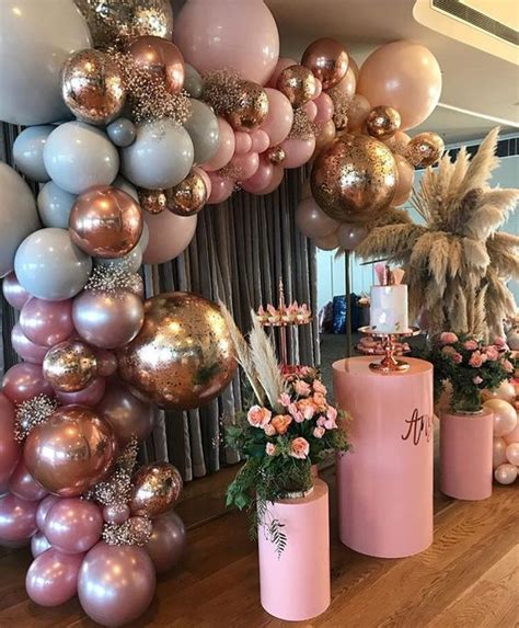 amazing balloon decor ideas   celebration