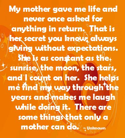 biography of my mother quotes about mothers death quotesgram