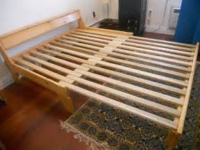 Wood Frame Futon With Mattress Best 20 Futon Ideas On Wooden Futon Futon Frame And Craftsman Futons