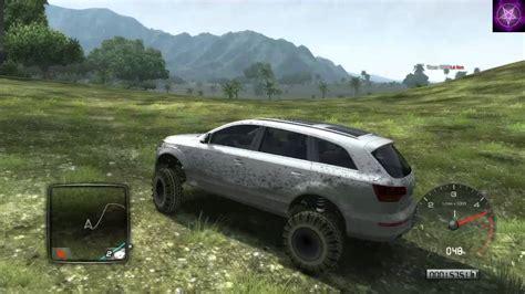 lifted bugatti test drive unlimited 2 tdu2 trainer q7 truck