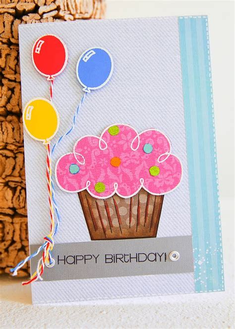 Childrens Handmade Birthday Cards - handmade birthday card for kid