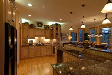 large kitchen design ideas d m designs interiors blinds breckenridge co