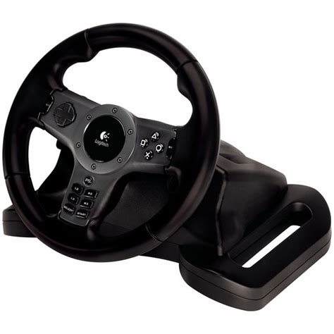 volante logitec logitech driving wireless volant pc logitech sur