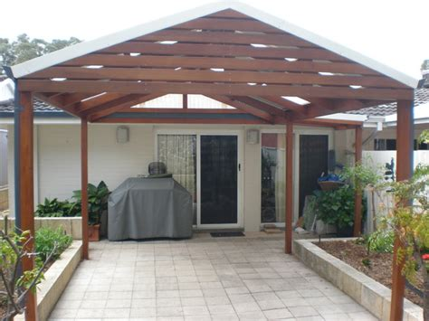 pitched roof pergola perth contemporary perth by pitched pergolas deckstyle