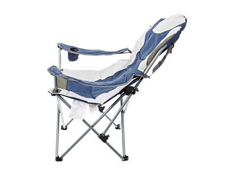 reclining folding chair picnic time reclining c chair shipped free at zappos