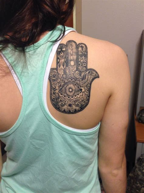 amulet tattoo hamsa the hamsa is an ancient middle eastern