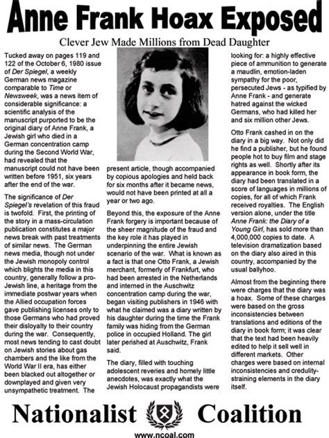 anne frank biography report snippits and snappits israel s war on children part i