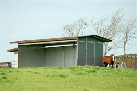 Loafing Shed For Horses by Md Barnmaster Durable Safe Livestock Loafing Sheds Run