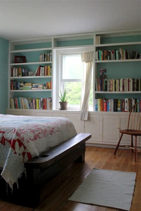 shelves around bed bedrooms pinterest girls built 17 best images about window bookcase on pinterest nooks