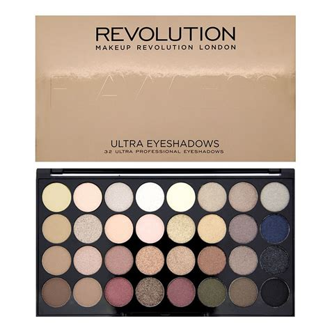 S Dapat Back Naked4 4 Eyeshadow Pallete makeup revolution 32 shade 16g eyeshadow palette and flawless ebay