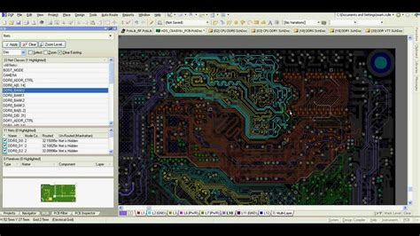 ddr3 layout video altium designer ddr3 routing and pcb layout video versi