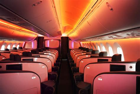 Boeing 747 Floor Plan by Virgin Atlantic Yanks Champagne From Upper Class One Mile At A Time