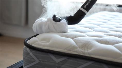 cleaning a futon how to clean a mattress with a steam cleaner youtube