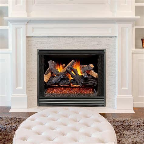 duluth forge vented gas fireplace log set wayfair ca