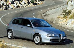 Alfa Romeo 147 1 9 Jtd Alfa Romeo 147 1 9 Jtd 16v Distinctive 2003 Parts Specs