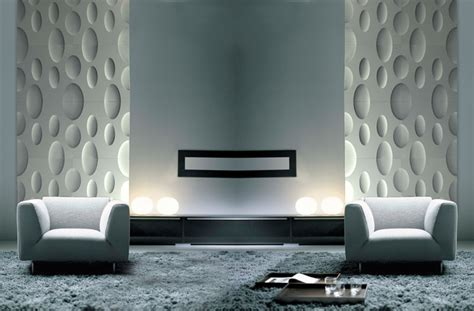 3d modern wall panels 3d profile wall panels for commercial and housing projects
