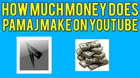 how much money do you give at a wedding how much money does pamaj make on youtube find out here
